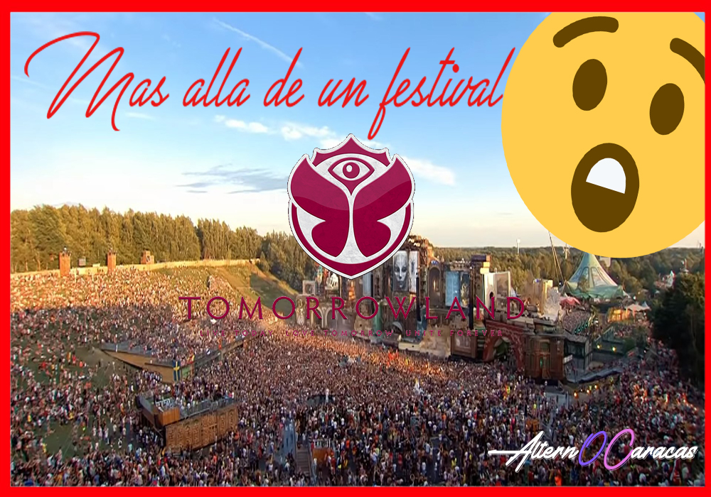 Tomorrowland 2019 Noticias
