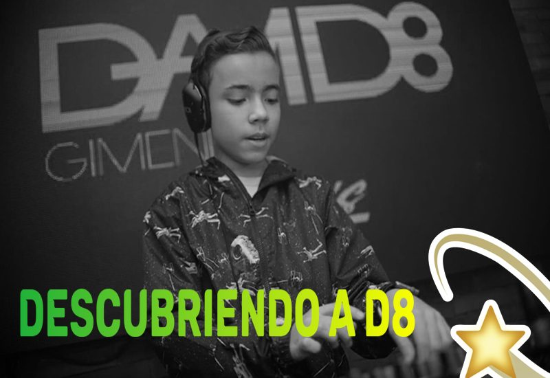 DJ D8 David Gimenez