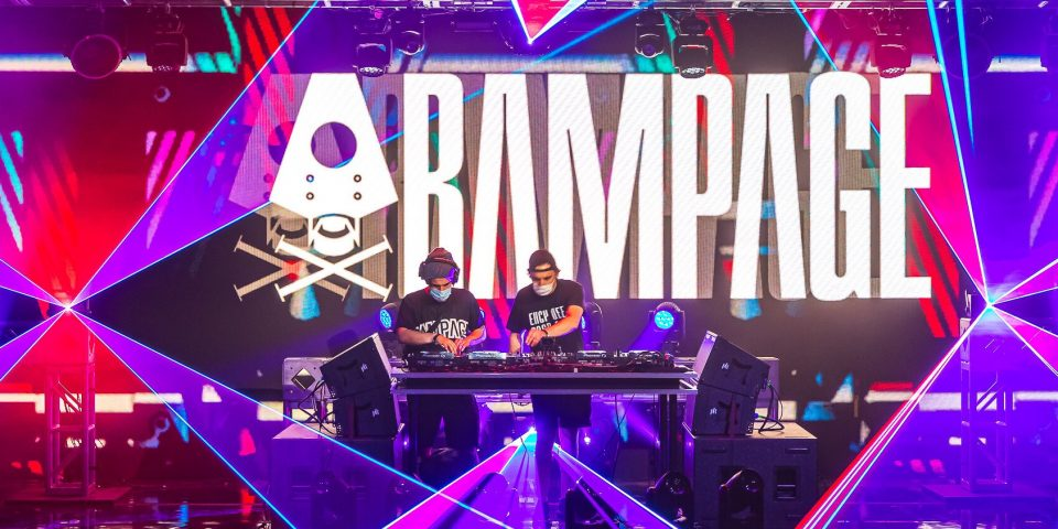 Rampage & MoodRing Live 4
